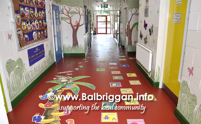Ss Peter and Pauls Junior National School Balbriggan sensory corridor 17jun19_2