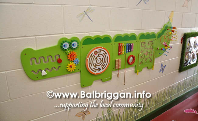 Ss Peter and Pauls Junior National School Balbriggan sensory corridor 17jun19_4