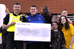 balbriggan gardai present cheque to remember us 20jun19 smaller