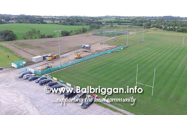 balbriggan rugby club new clubhouse construction 11jun19_2