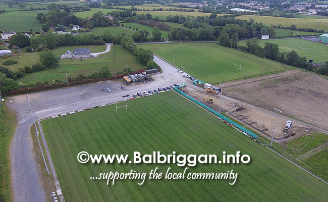 balbriggan rugby club new clubhouse construction 11jun19_3