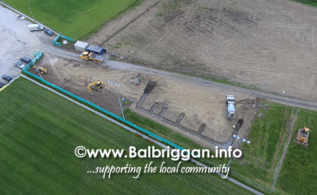 balbriggan rugby club new clubhouse construction 11jun19_4