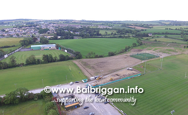 balbriggan rugby club new clubhouse construction 11jun19_5