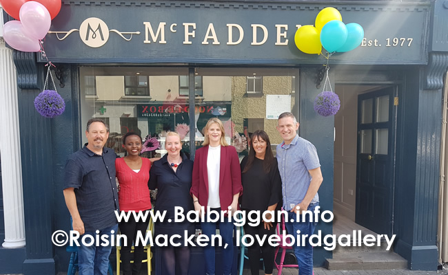 McFaddens craft studio launch balbriggan jun19_2