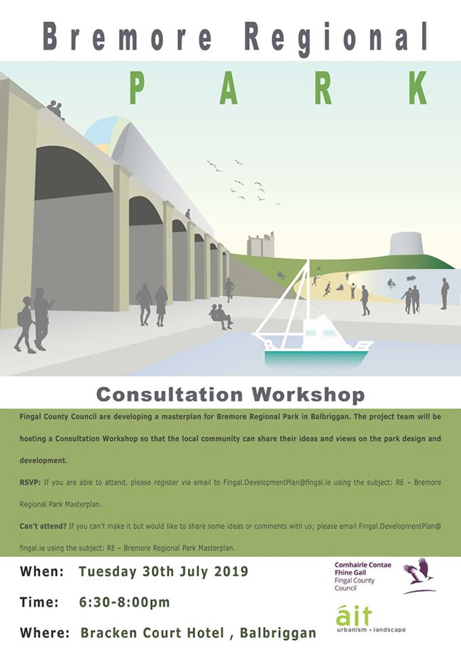bremore regional park consultation workshop V2