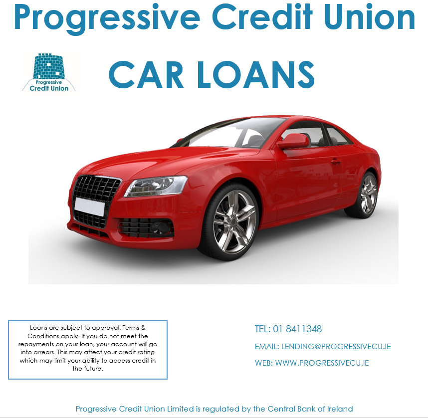 Progressive Credit Union Car Loans