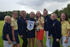 Balbriggan Golf Club Juvenile Girls win the Fingal League Trophy & Pendant aug19_smaller