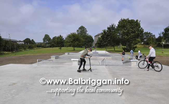 balbriggan skatepark is open 09aug19