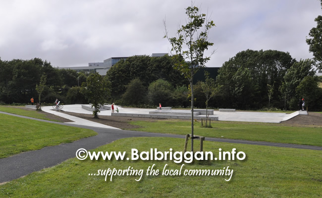 balbriggan skatepark is open 09aug19_2