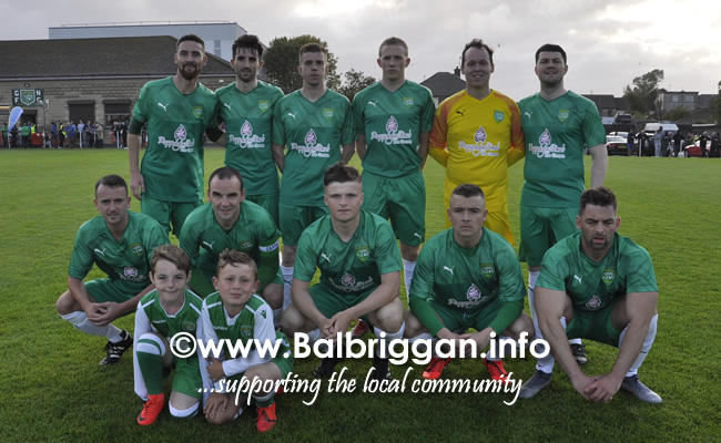 glebe north fc vs sligo rovers in Balbriggan 09aug19