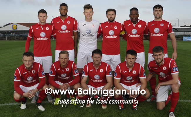 glebe north fc vs sligo rovers in Balbriggan 09aug19_2