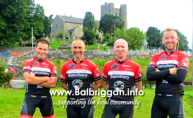 velo club balrothery race around ireland