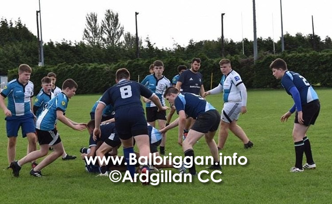 Ardgillan Junior Rugby squad victorious in the Junior schools Blitz 24-sep-19_6