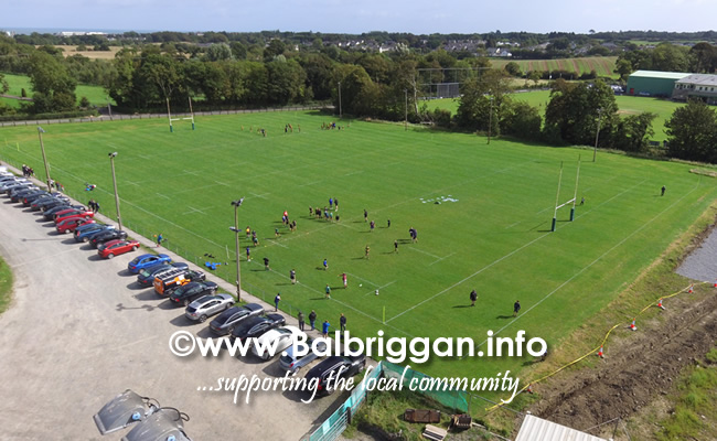 Balbriggan RFC new clubhouse progress 01sep19_5