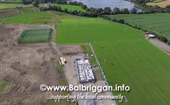 Balbriggan RFC new clubhouse progress 01sep19_6