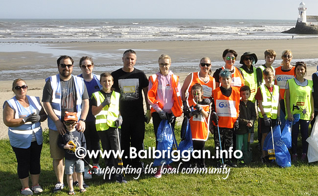 Clean Coasts bi-annual Big Beach Clean in Balbriggan 21sep19_2