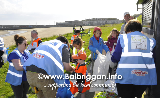 Clean Coasts bi-annual Big Beach Clean in Balbriggan 21sep19_4