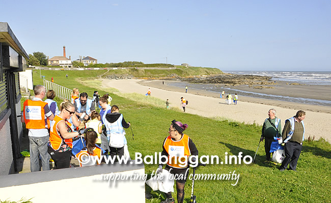 Clean Coasts bi-annual Big Beach Clean in Balbriggan 21sep19_8