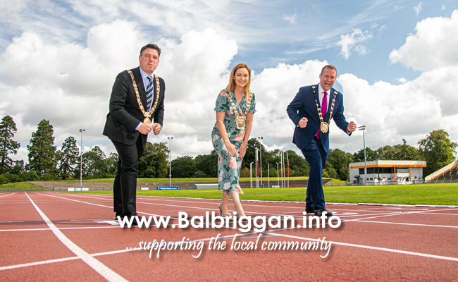 Dublin City Lord Mayor Paul Mc Auliffe,South Dublin Mayor Vicky Casserly & Fingal Mayor Cllr Eoghan O%u2019Brien