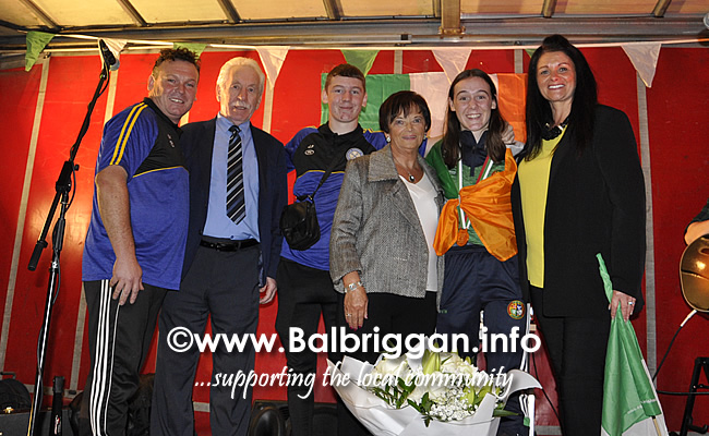 Niamh Fay wins gold at the European Youth Championships 11sep19_12