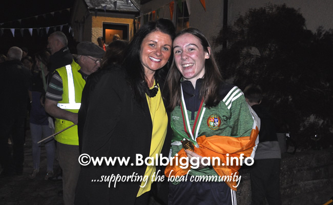 Niamh Fay wins gold at the European Youth Championships 11sep19_5