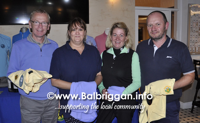 Nine and Dine competition and social evening in Balbriggan Golf Club 06sep19_4