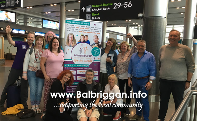 balbriggan camino walkers raise funds for remember us 26sep19