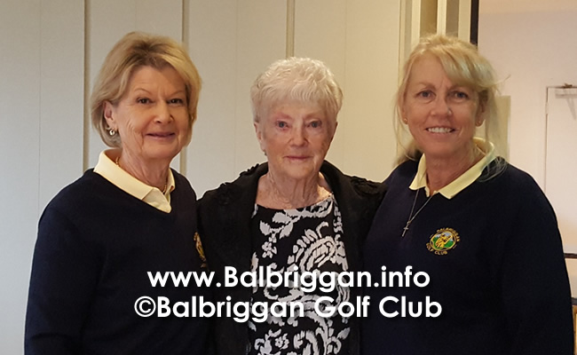 Afternoon Tea at Balbriggan Golf Club 25oct19_1