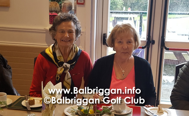 Afternoon Tea at Balbriggan Golf Club 25oct19_3