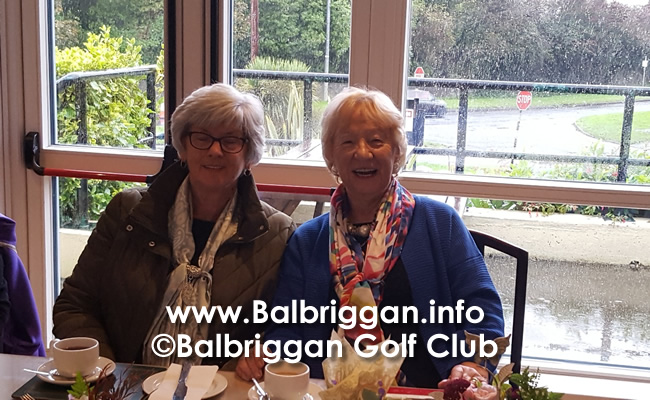Afternoon Tea at Balbriggan Golf Club 25oct19_4