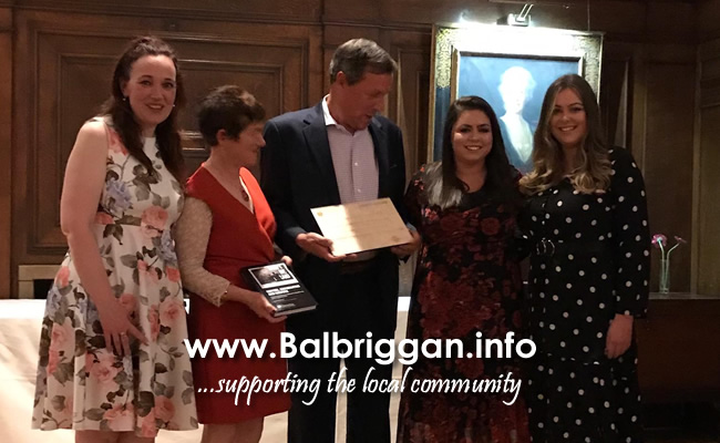 Balbriggan Community College awarded International School of Distinction for the fourth year in a row 01oct19