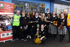 Play it again Fingal Re-homing instruments in the community smaller