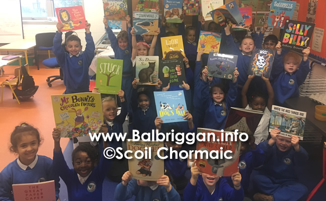 Scoil Chormaic Reading Initiatives 09oct19