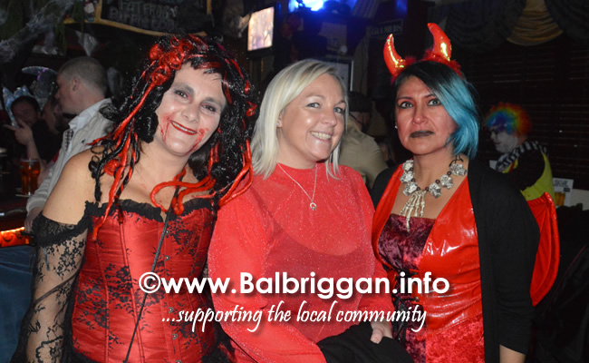 The Harvest Balbriggan ACE Fundraising 10th year Halloween Charity Night 27oct19_7