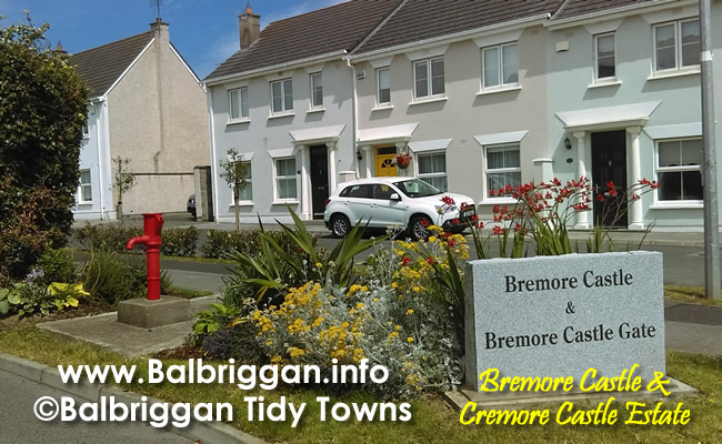 bremore castle and bremore castle estate balbriggan