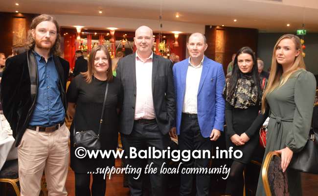 Balbriggan chamber of commerce presidents lunch 22nov19_5