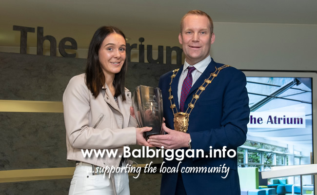 European Youth Champion boxer Niamh Fay honoured with civic reception at FCC nov19_2