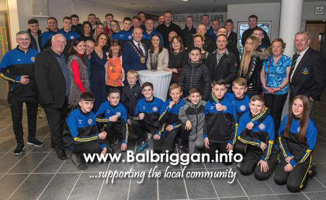 European Youth Champion boxer Niamh Fay honoured with civic reception at FCC nov19_3