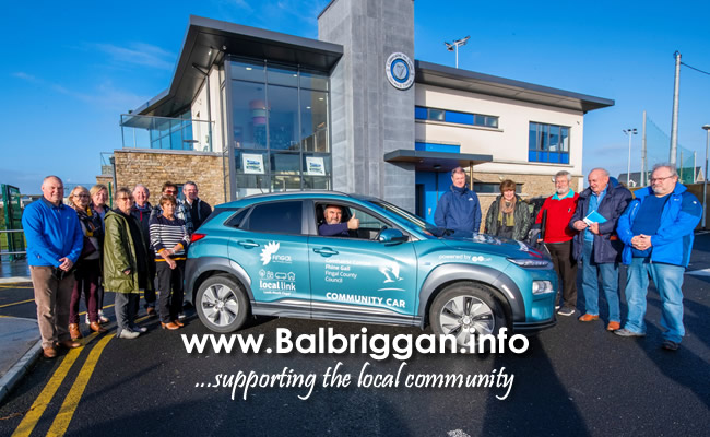 Fingal County Council in partnership Local Link and GoCar launch the pilot Community Car Service 29nov19_2