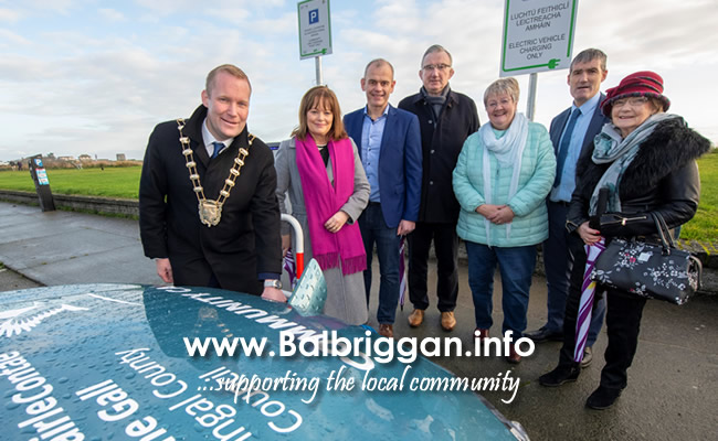 Fingal County Council in partnership Local Link and GoCar launch the pilot Community Car Service 29nov19_3