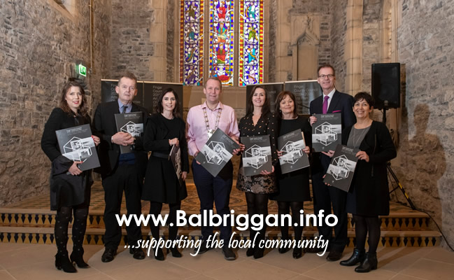 Launch of Fingal County Council's Arts Plan 2019 – 2025