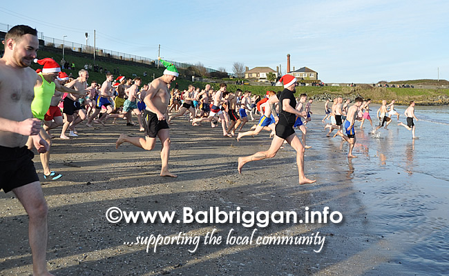 Balbriggan Christmas day swim 25dec19_26