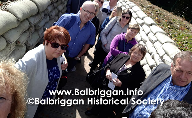 Balbriggan Historical Society Looks back at a great year and looks forward to 2020 14dec19_10