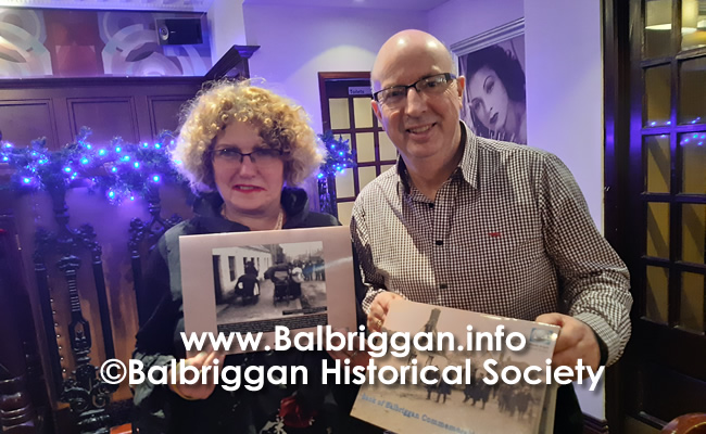 Balbriggan Historical Society Looks back at a great year and looks forward to 2020 14dec19_5