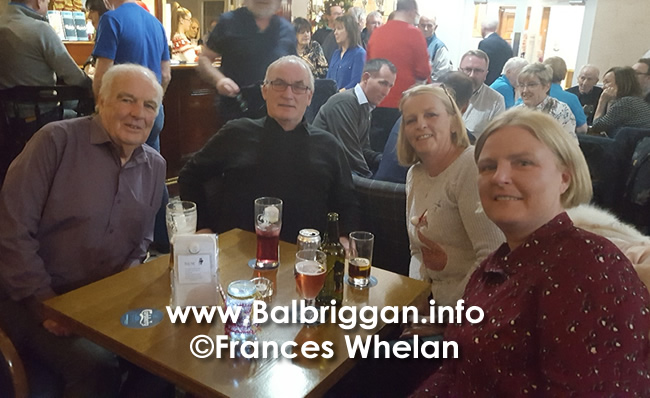 Balbriggan golf club present cheques to Remember us and Balbriggan Cancer Support Group 14dec19_10