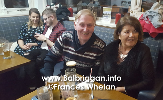 Balbriggan golf club present cheques to Remember us and Balbriggan Cancer Support Group 14dec19_13