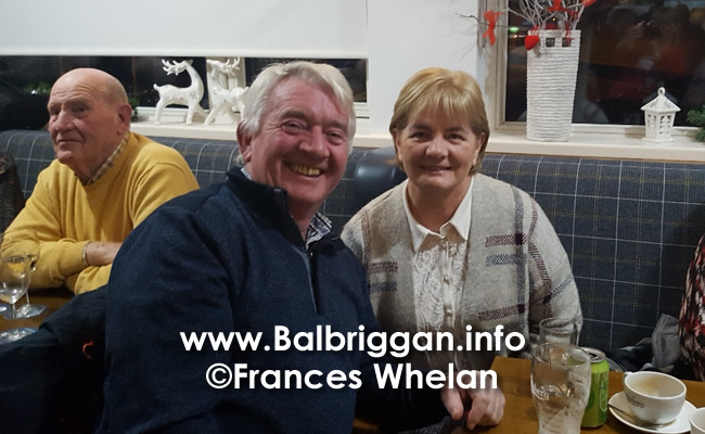 Balbriggan golf club present cheques to Remember us and Balbriggan Cancer Support Group 14dec19_9