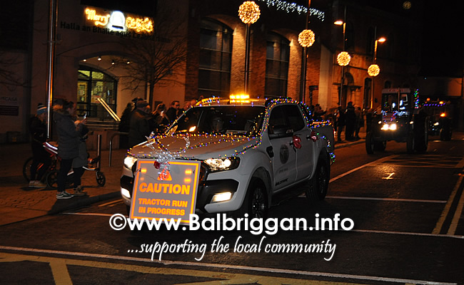 Fionns Parade of Lights Balbriggan 29dec19