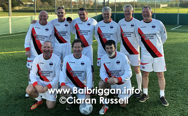 Walking Football match the Glebe Walkers balbriggan and Drogheda Town 30nov19_1