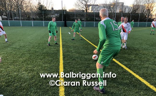 Walking Football match the Glebe Walkers balbriggan and Drogheda Town 30nov19_7